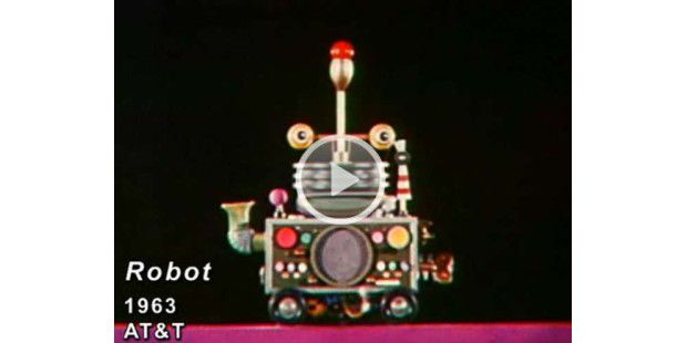 Jim-Henson-Film: Robot