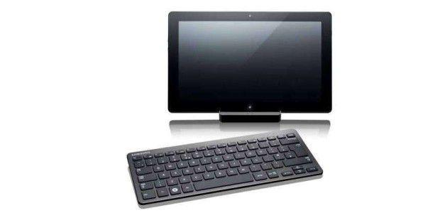 Der Samsung Slate PC Serie 7 ist ein Windows-7-Tablet-PC