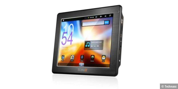 Tablet-PC mit Android: Technaxx Techtab PC 8""