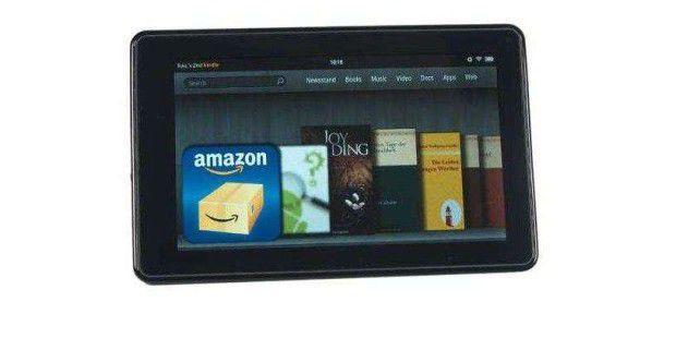 Amazon plant vier neue Kindle Fire