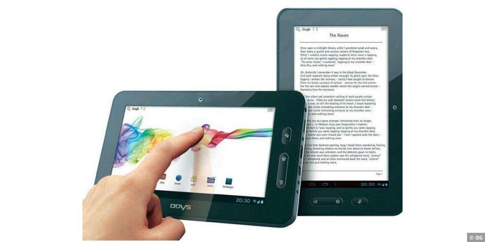 100 euro tablet mit android 4 bei conrad im angebot pc welt. Black Bedroom Furniture Sets. Home Design Ideas