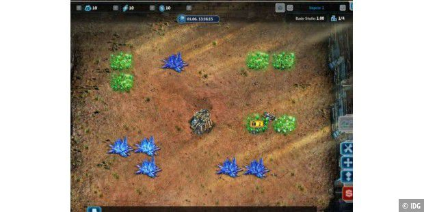 Browserspiel: Command & Conquer Tiberium Alliances