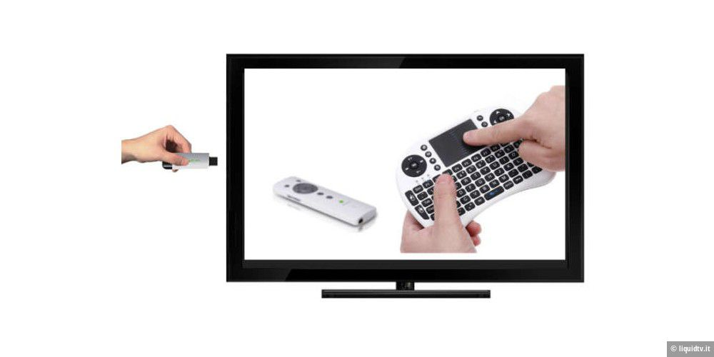 hdmi dongle macht jeden fernseher zum smart tv pc welt. Black Bedroom Furniture Sets. Home Design Ideas