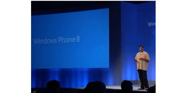 Windows Phone 8 offiziell vorgestellt