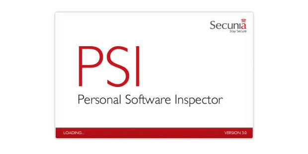 Secunia Personal Software Inspector 3.0
