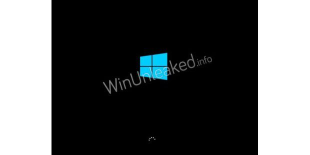 Windows 8: Bootscreen