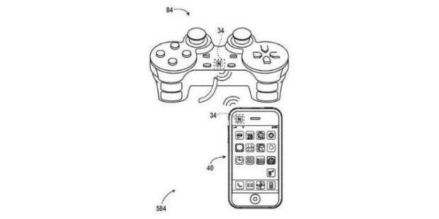 Spielecontroller verbindet sich per NFC mit demiPhone