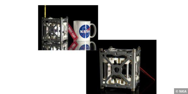 NASA PhoneSat 1.0