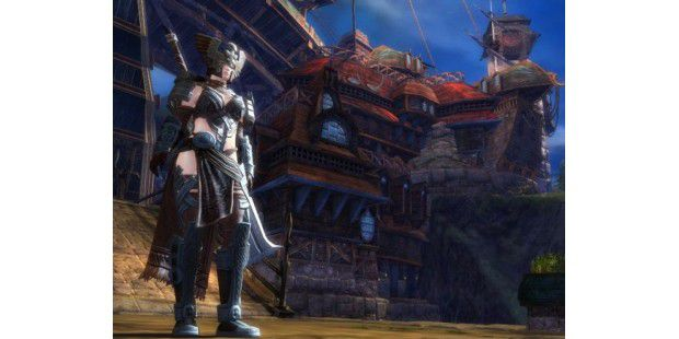 Eine Norn in Guild Wars 2