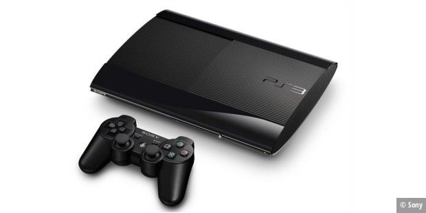 Playstation 3 - Super Slim
