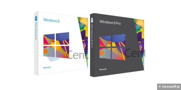 Windows 8 und Windows 8 Pro