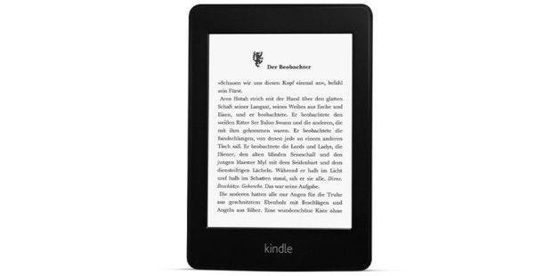 Kindle Paperwhite ist ab dem 22. November erhältlich