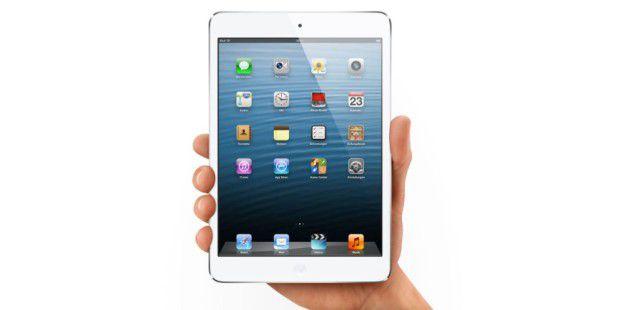 Das iPad Mini ist ab sofort erhältlich