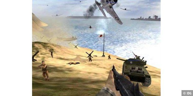 Battlefield 2 free download full version pc game!