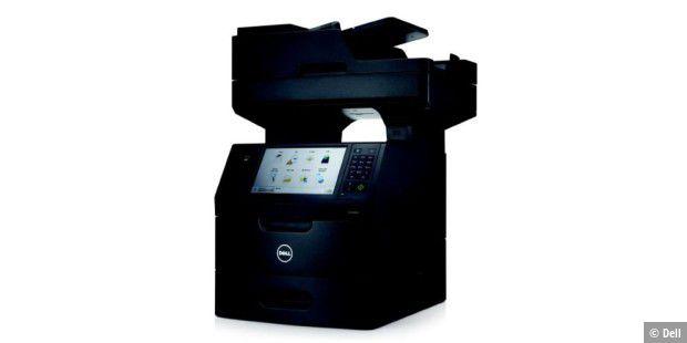 neue laserdrucker von dell pc welt. Black Bedroom Furniture Sets. Home Design Ideas