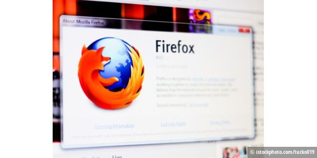 Firefox 18 Beta erschienen