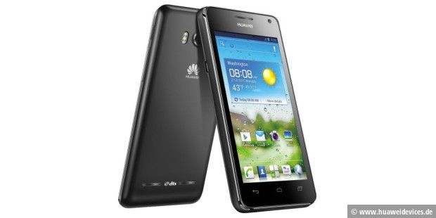 Huawei Ascend G 600