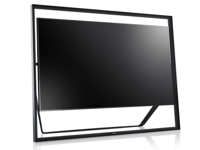 samsung stellt neuen ultra hd tv mit 85 zoll bildschirm. Black Bedroom Furniture Sets. Home Design Ideas