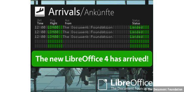 LibreOffice 4 0 steht zum Download bereit - PC-WELT