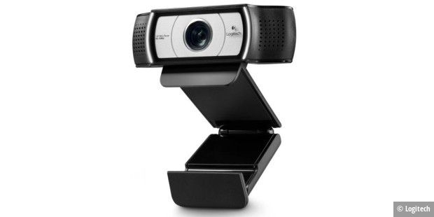 Weitwinkel-Webcam: Logitech Webcam C930e