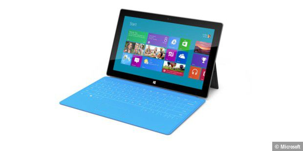 Android-Apps auf Microsofts Surface Pro