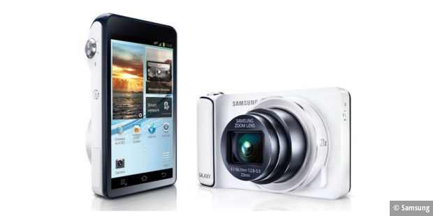 Samsungs Galaxy Camera erscheint als Wi-Fi-only-Version