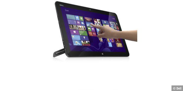 Großes Tablet oder mobiler All-in-One-PC: Dell XPS 18