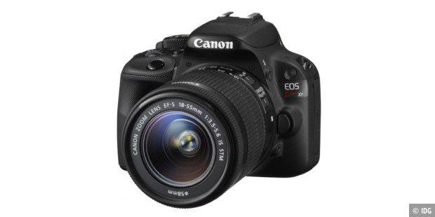 Canon Stellt Weltweit Kleinste Dslr Kamera Vor Pc Welt