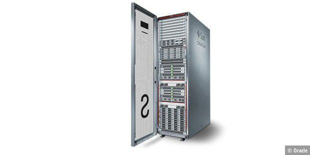 Oracle stellt SuperCluster T5-8 vor