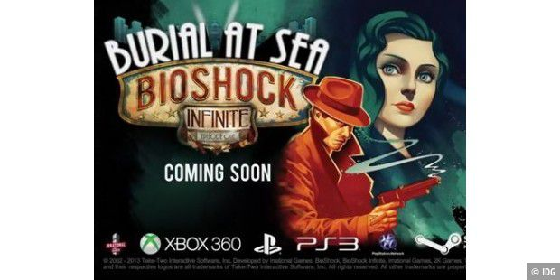 Bioshock Infinite: Burial at Sea - der erste Story-DLC