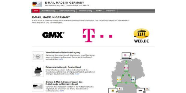 Brancheninitiative: E-Mail made in Germany