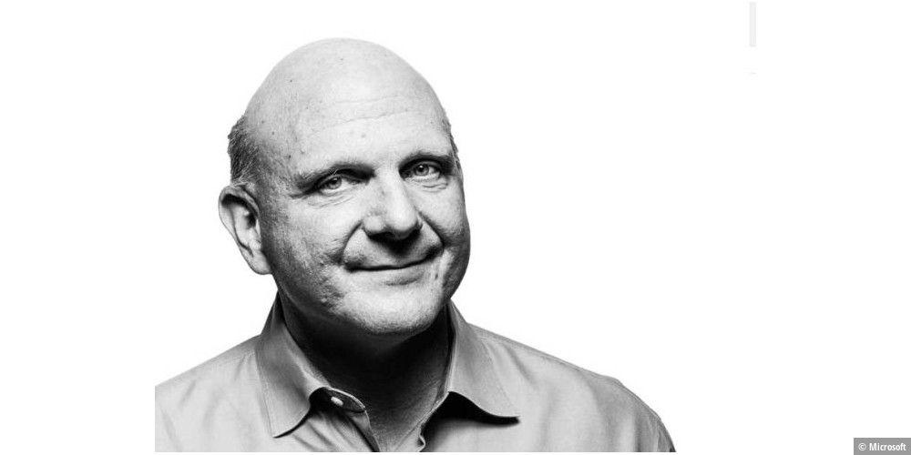Microsoft-Chef Steve Ballmer kündigt Rücktritt an