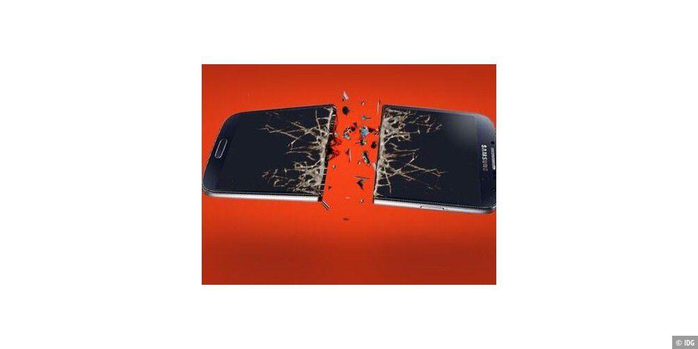 Nokia verspottet Samsung