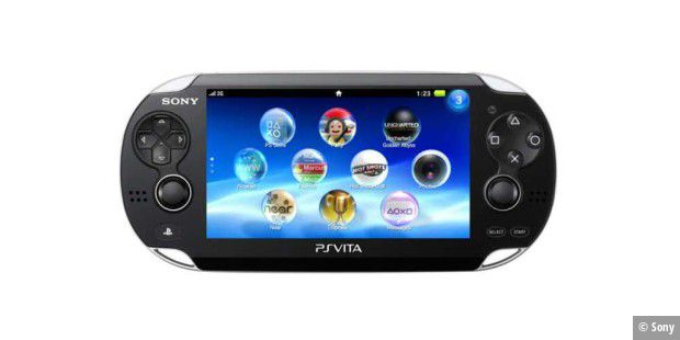 Die aktuelle Playstation Vita