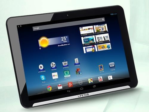 aldi verkauft 10 zoll tablet f r unter 200 euro pc welt. Black Bedroom Furniture Sets. Home Design Ideas