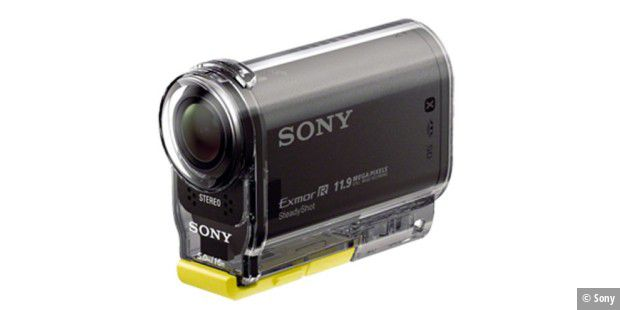 Sonys neue Action-Cam HDR-AS30V