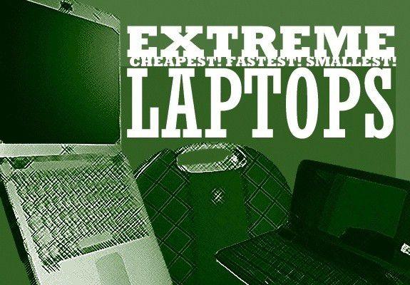 die extremsten laptops der welt pc welt. Black Bedroom Furniture Sets. Home Design Ideas