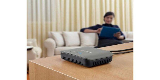 Belkin Travel Router GO N300 DB