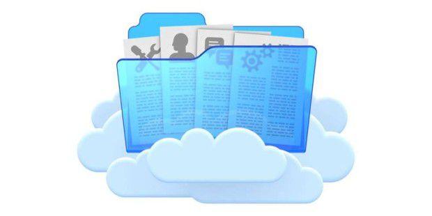 Die Datensicherung in der Cloud ist bequem, weil sie automatisch im Hintergrund läuft.