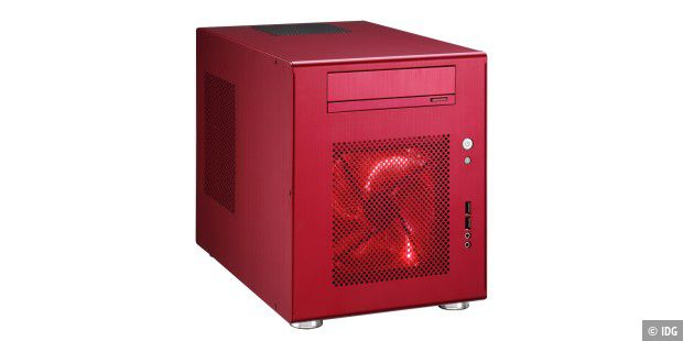 Verspielt Lian Li PC Q08R
