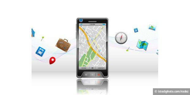 Location Based Services für Android und iPhone