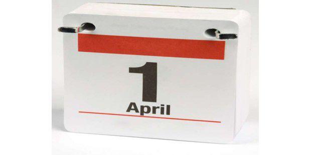 Die witzigsten Downloads für den 1. April