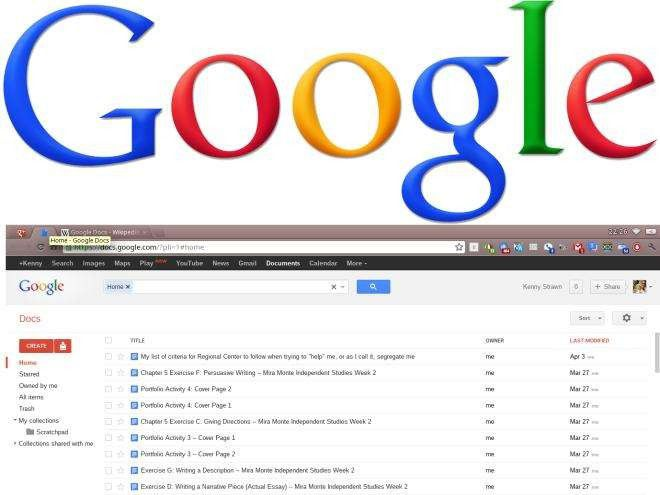 Google Docs - Ganz anders als Office - PC-WELT