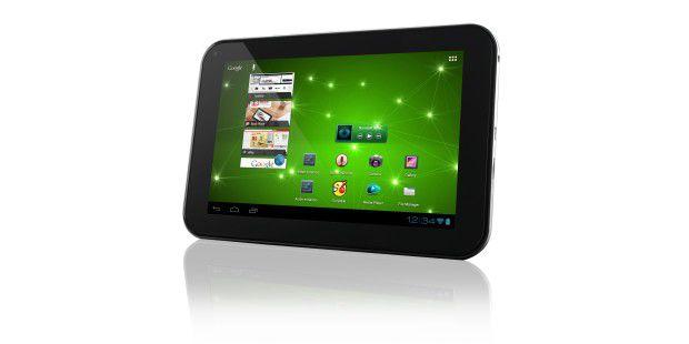 Teure Tablets wie das Toshiba AT270 für 550 Euro müssenExtras bieten - zum Beispiel ein AMOLED-Display