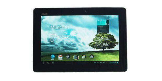 Erstes Tablet mit Tegra 3: Asus TransformerPrime.