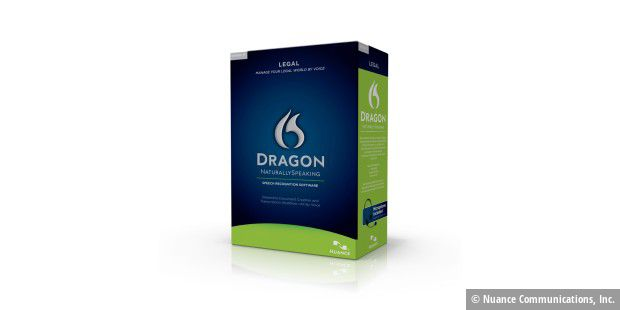 Für Spezialisten: Dragon NaturallySpeaking Legal & Medical