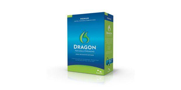 Für Selbstständige: Dragon NaturallySpeakingPremium