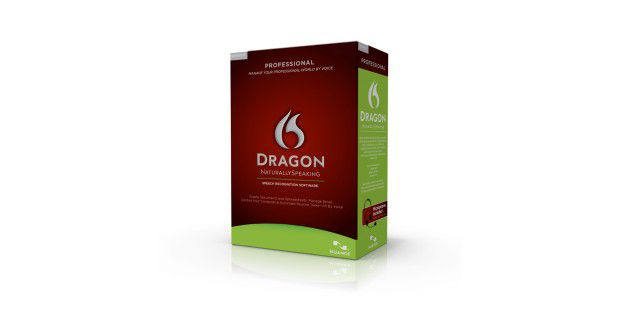 Für kleine Unternehmen: Dragon NaturallySpeakingProfessional