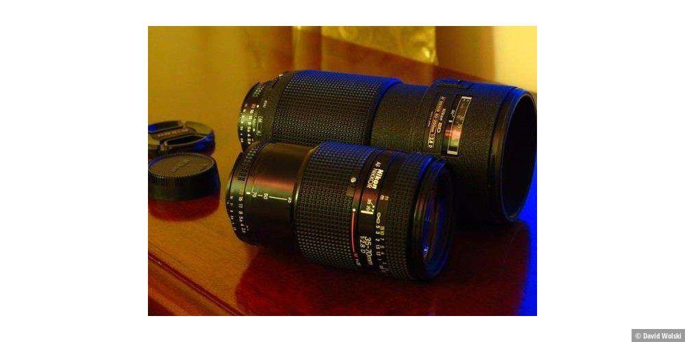 Alte Objektive an neuen Kameras verwenden - PC-WELT