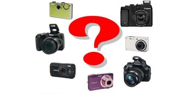 Kaufberatung: Die richtige Digitalkamera für jeden Zweck
